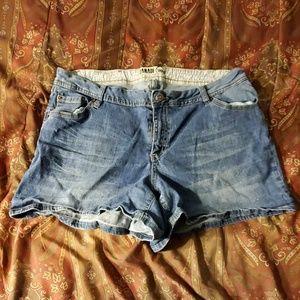 Zanadi Jean Shorts